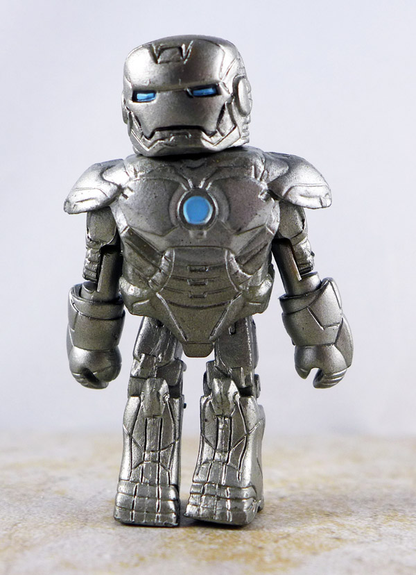 Iron Man Mark II Loose Minimate