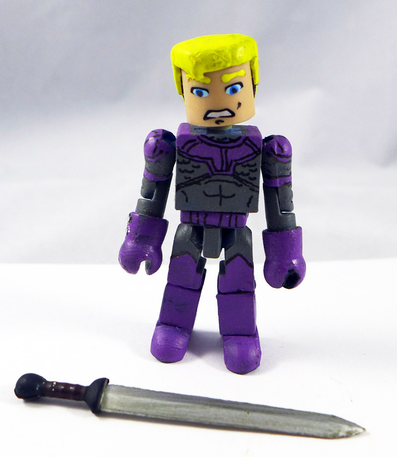 Custom Painted Marvel Minimate