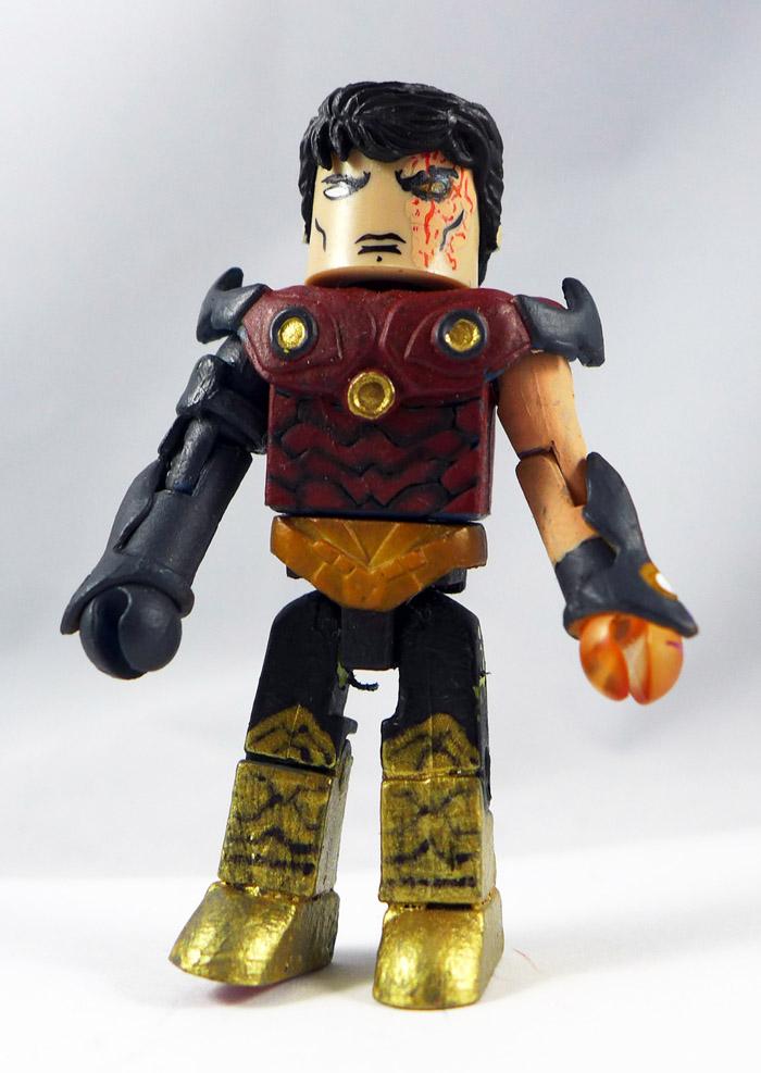 Custom Painted Marvel Minimate