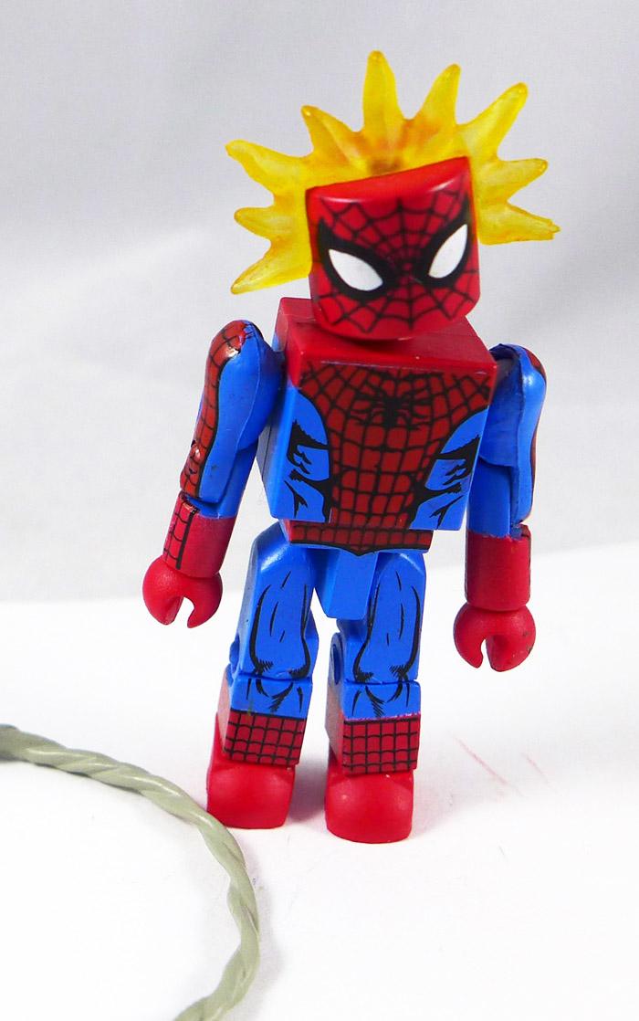 Spider Sense Spider-Man Loose Minimate