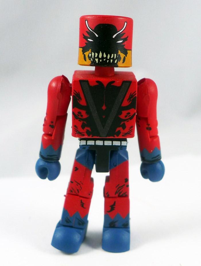 Zombie Giant Man Loose Minimate