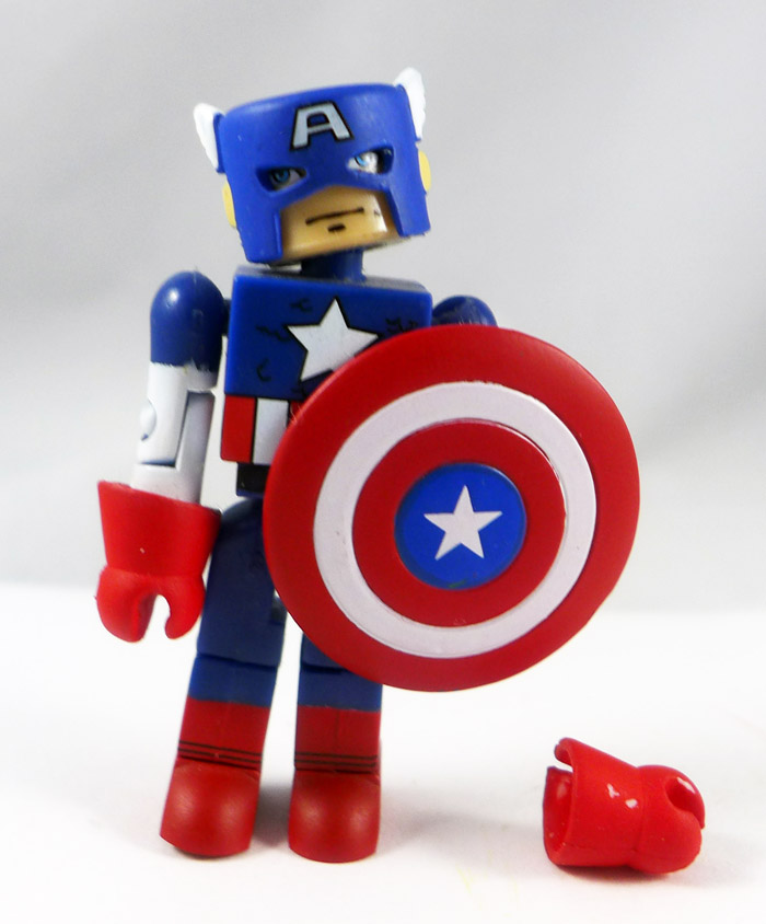 Original Captain America Loose Minimate