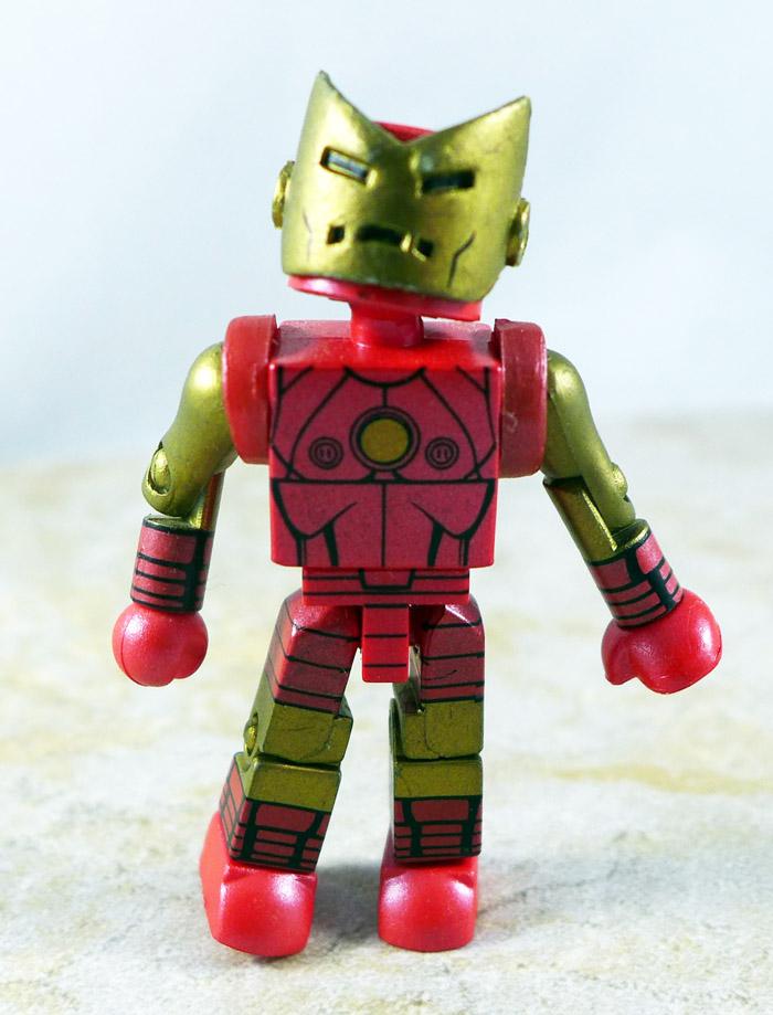 Mark III Armor Iron Man Loose Minimate