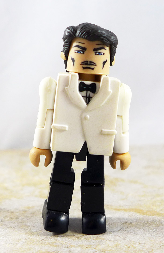 Tony Stark Custom Loose Minimate