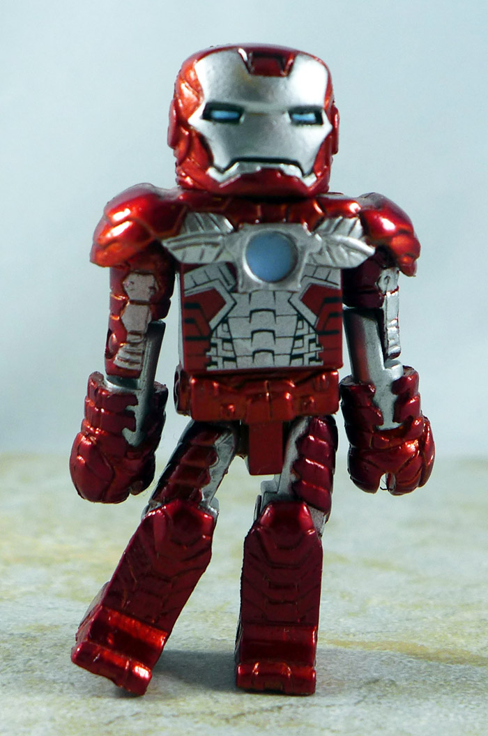Iron Man Mark V Loose Minimate
