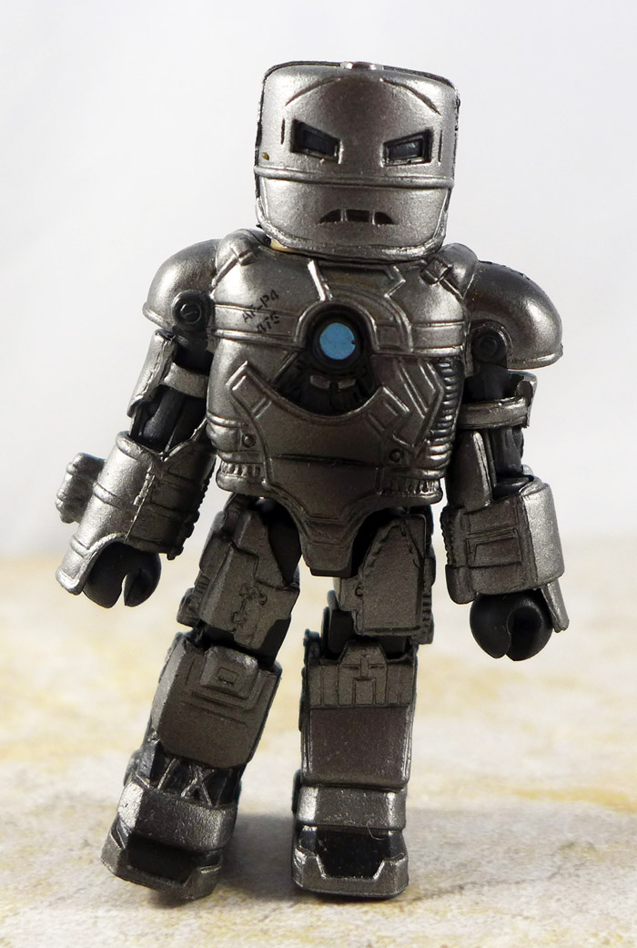 Mark I Armor Iron Man Loose Minimate