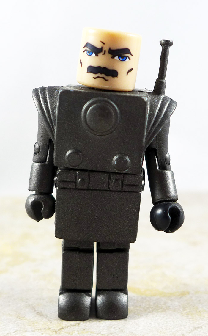 1st Appearance Iron Man Partial Minimate