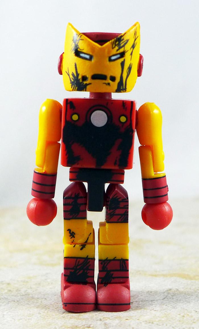 Zombie Iron Man Loose Minimate