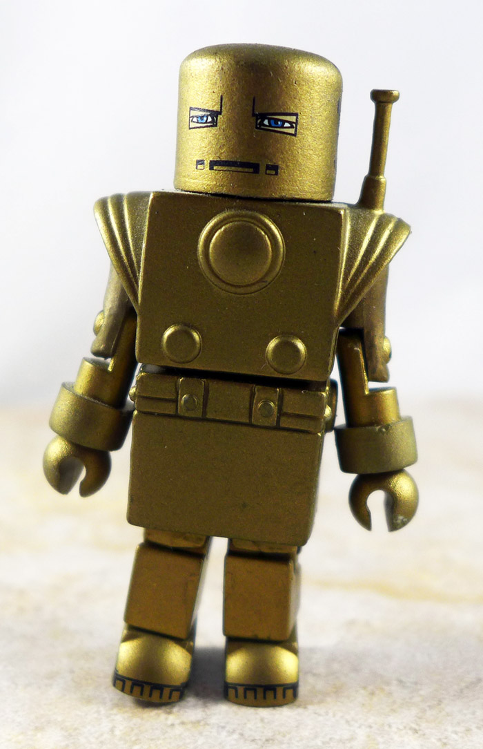 Gold 1st Appearance Iron Man Loose Minimate
