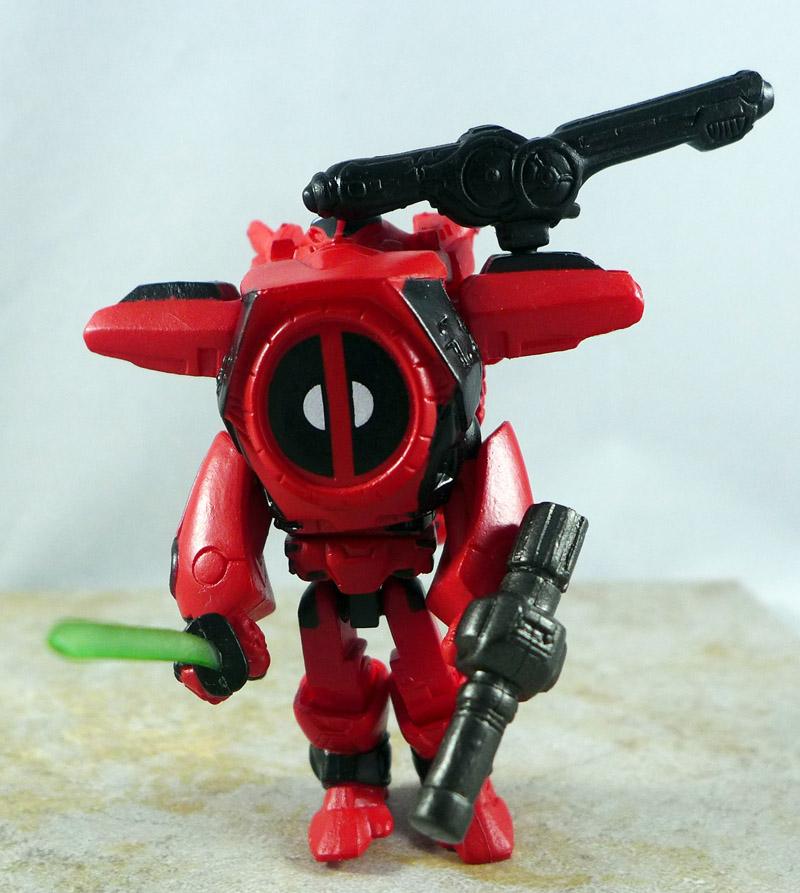 Phonics Killer Deadpool Loose Minimate