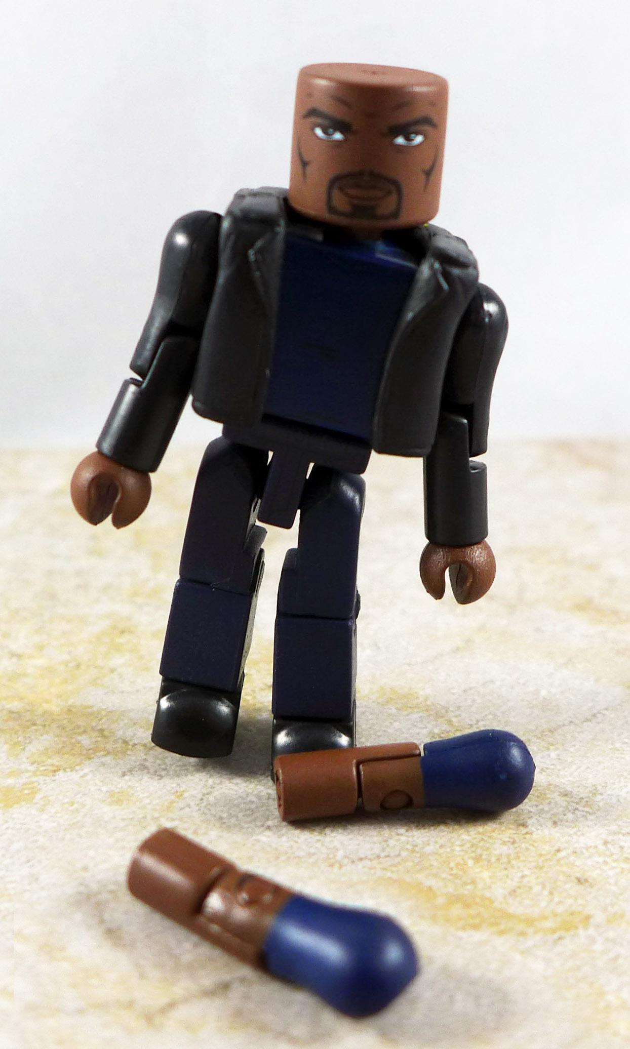 Luke Cage Loose Minimate