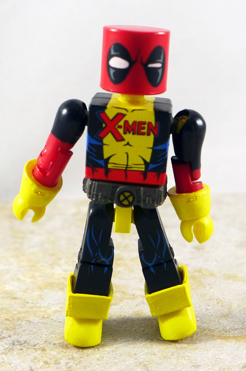 X-Men Deadpool Loose Minimate