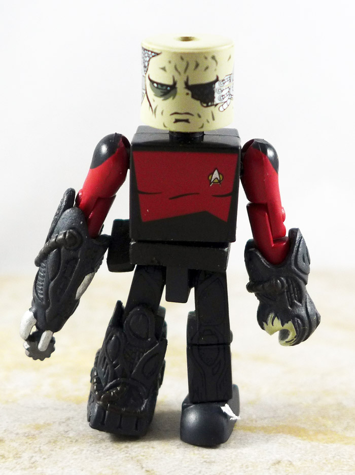 Custom Starfleet Borg Loose Minimate