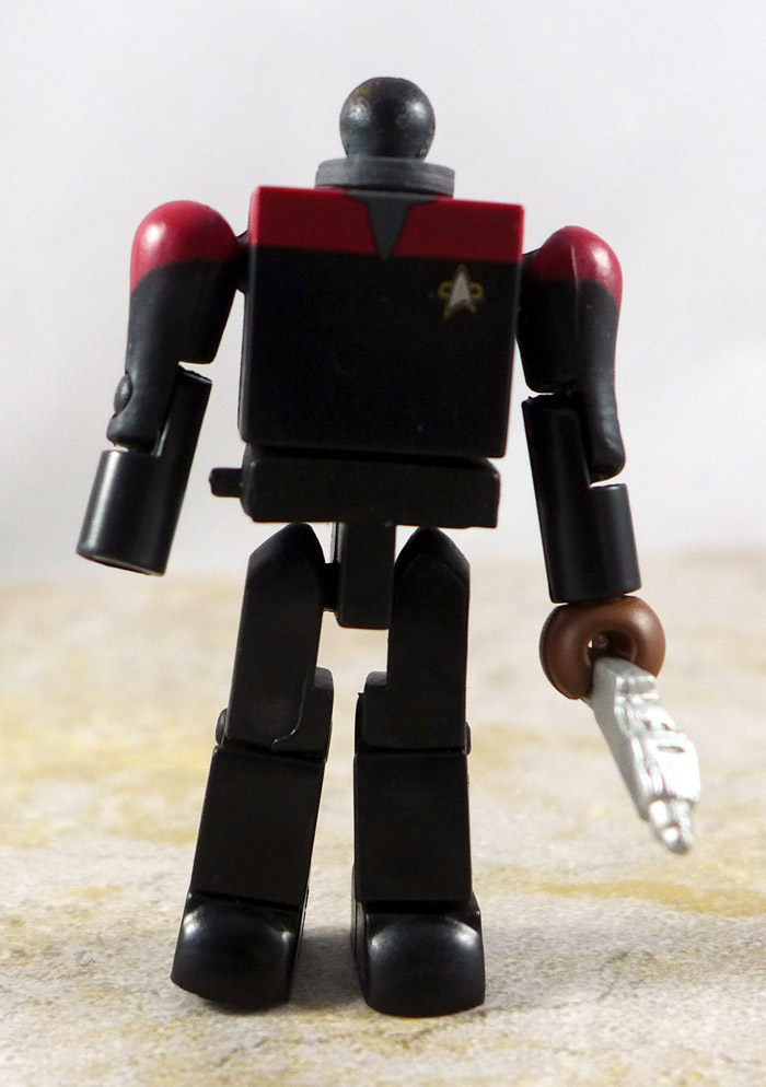 Starfleet Officer Partial Minimate