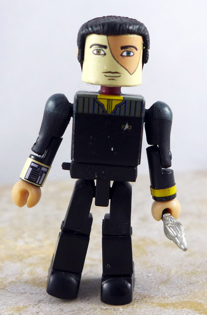 Custom First Contact Data Loose Minimate