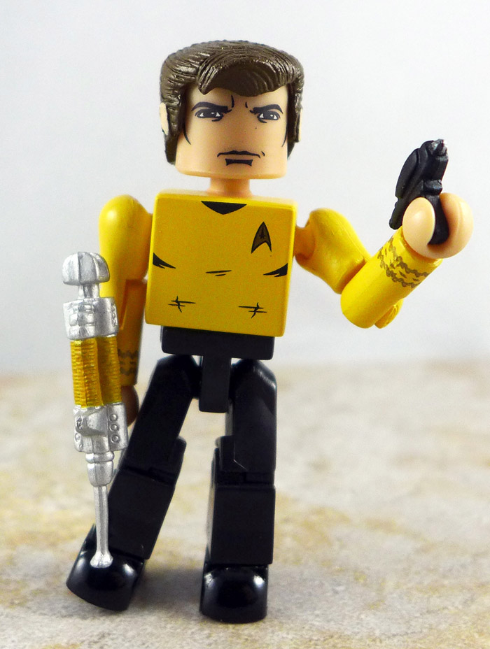 Captain Kirk Loose Minimate