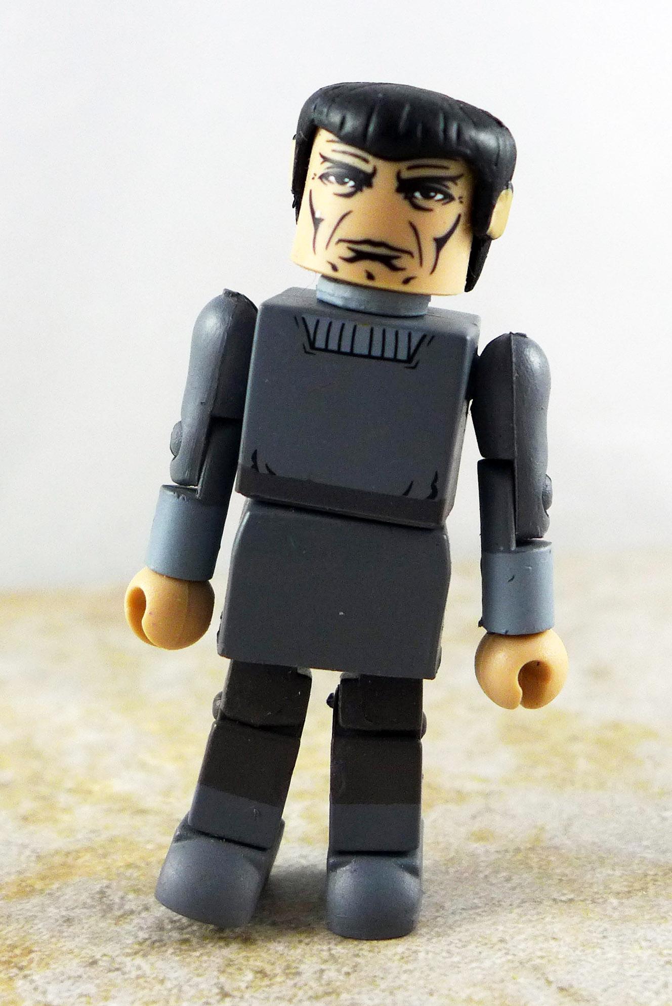 Admiral Spock Loose Minimate