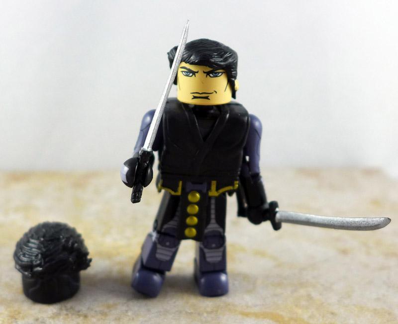 Ninjak Loose Minimate