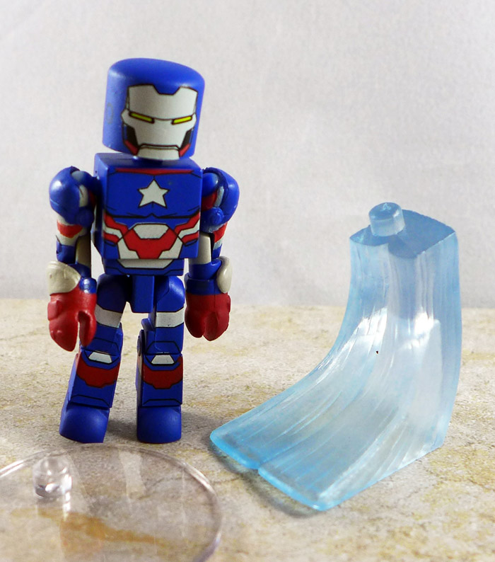 Iron Patriot Loose Minimate