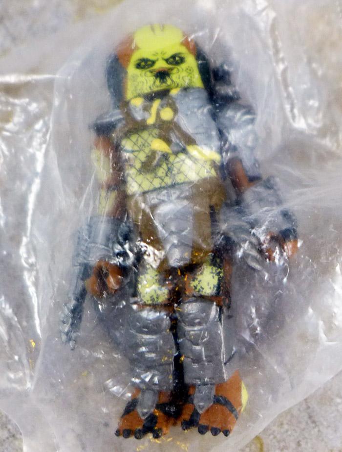 Unmasked Predator Loose Minimate