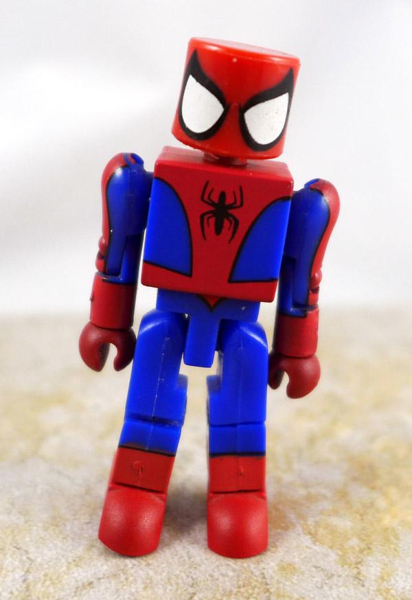 Ultimate Spider-Man Loose Minimate