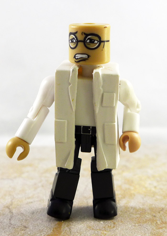 Bruce Banner Partial Minimate