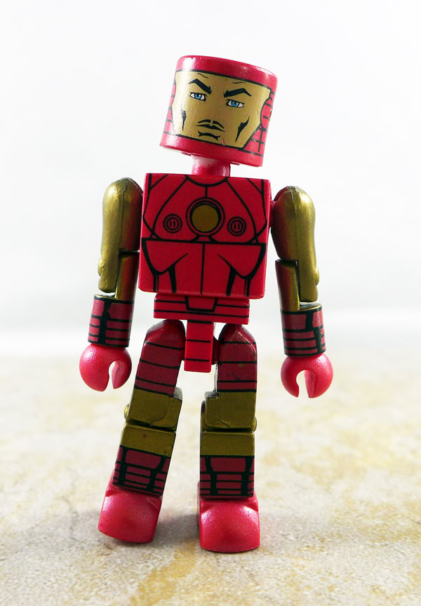 Iron Man Partial Minimate