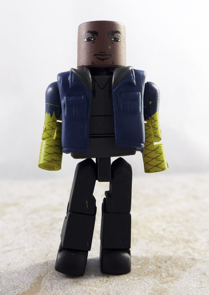 Shocker Scratched Face Partial Minimate