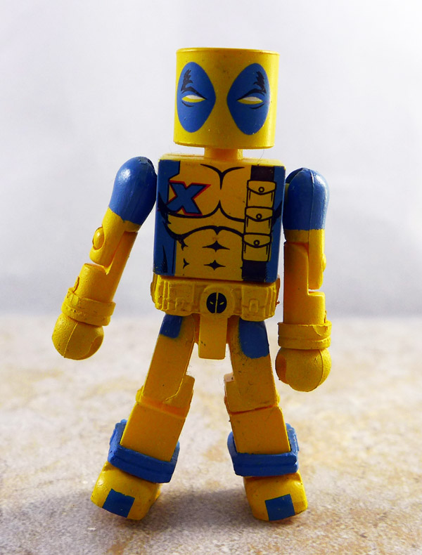 Yellow Deadpool Loose Minimate