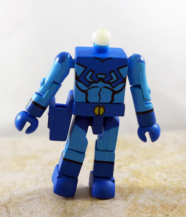 Blue Beetle Partial Minimate