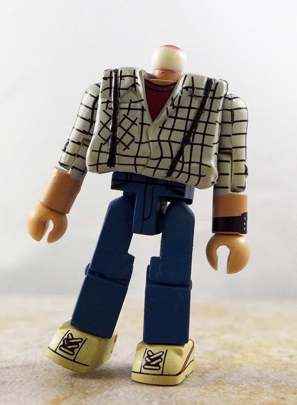 Marty McFly Partial Minimate