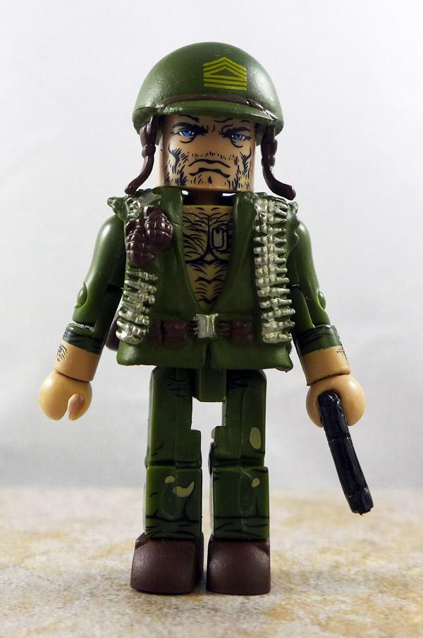 Sgt. Rock Loose Minimate
