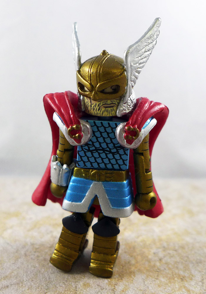 Armored Thor Loose Minimate