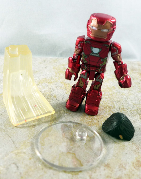 Iron Man Loose Minimate