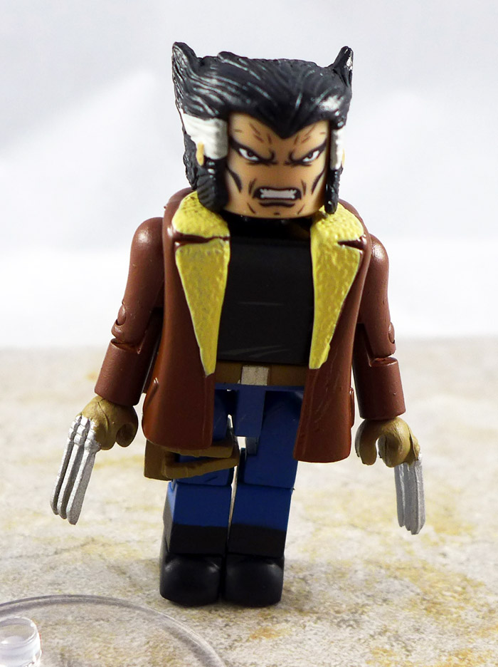 Future Wolverine Loose Minimate (DoFP Box Set)