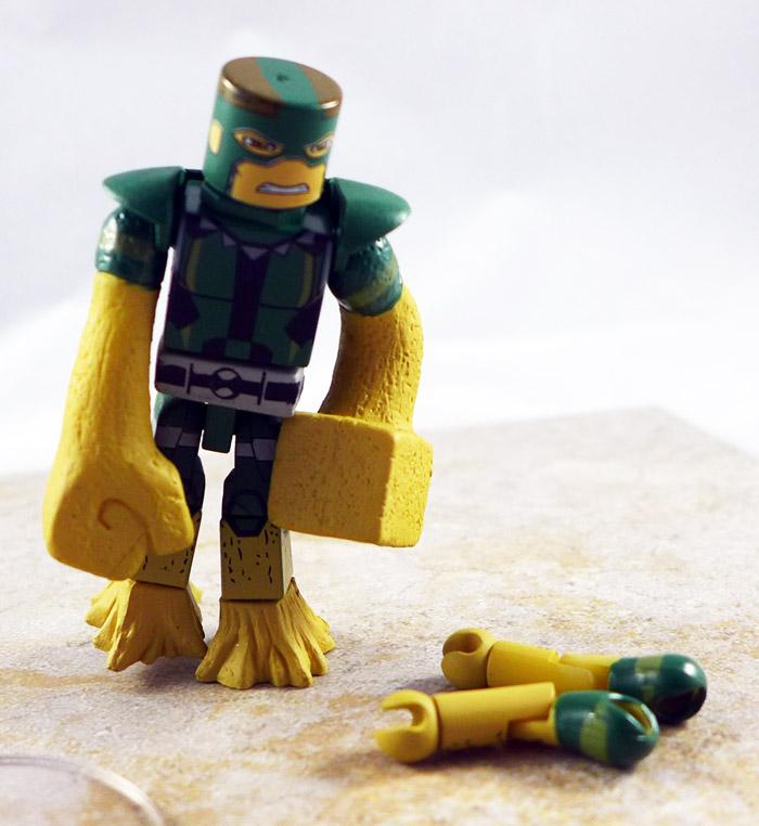 Ultimate Sandman Loose Minimate (TRU Wave 20)
