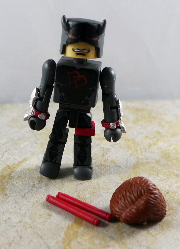 Evil Daredevil Loose Minimates (Wave 38)