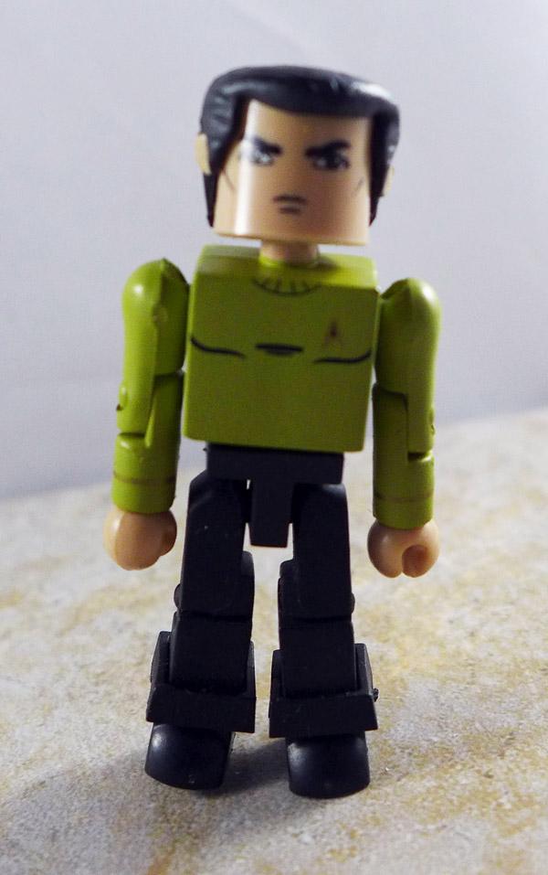 Captain Pike Loose Minimate (Star Trek Series 1)