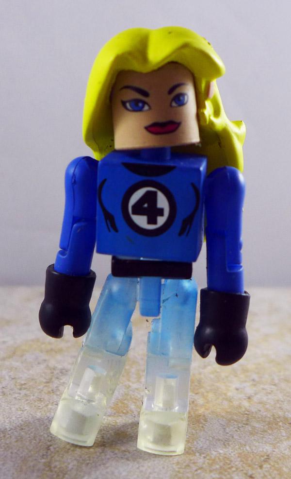 Custom Susan Richards Loose Minimate (Fantastic Four Box Set)