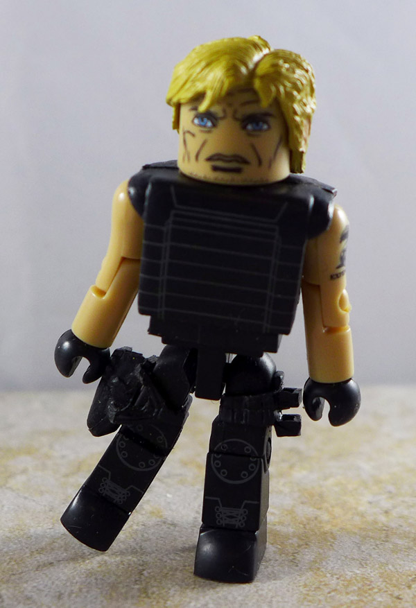 Gunner Jensen Loose Minimate (Expendables Box Set 2 - Specialty)