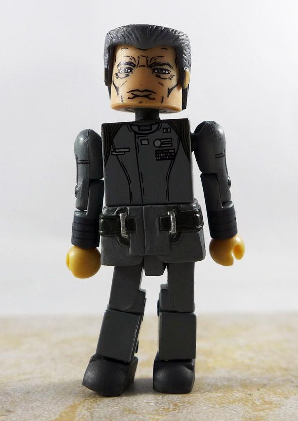 Jacob Keyes Loose Minimate (Halo Series 4 Box Set)