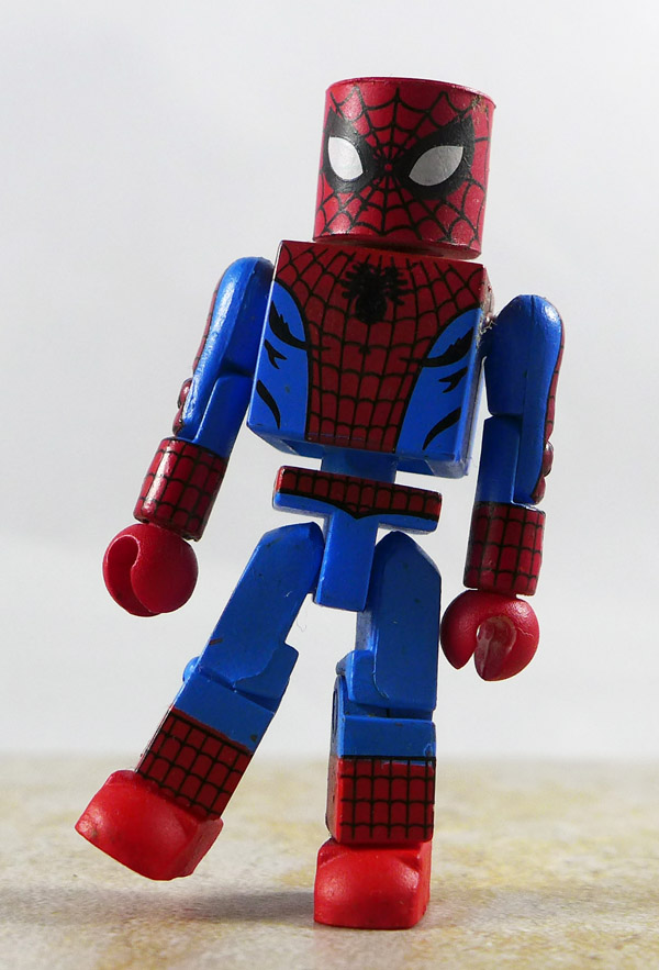 Custom Spider-Man Loose Minimate (TRU Wave 2)