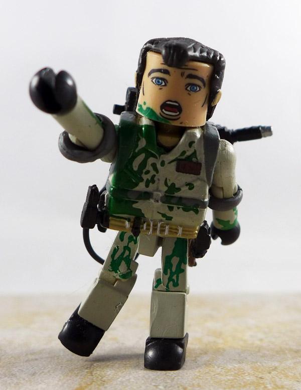 Slimed Peter Venkman Loose Minimate (TRU Ghostbusters Series 1)