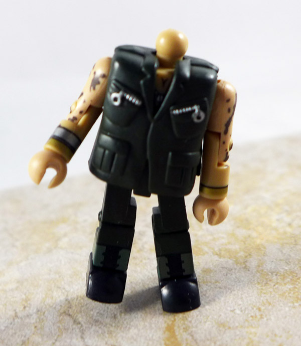 Sgt. Elias Grodin Partial Loost Minimate (Platoon Box Set)
