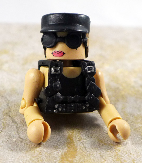 Sarah Connor Partial Loose Minimate (Cyberdyne Assault Box Set)