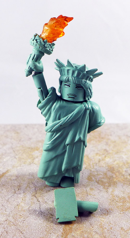 Statue of Liberty Loose Minimate (TRU Ghostbusters Series 4)