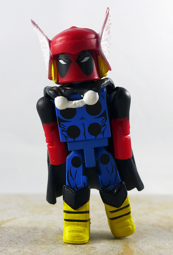 Thor-Pool Partial Loose Minimate (Deadpools Assemble! Box Set)