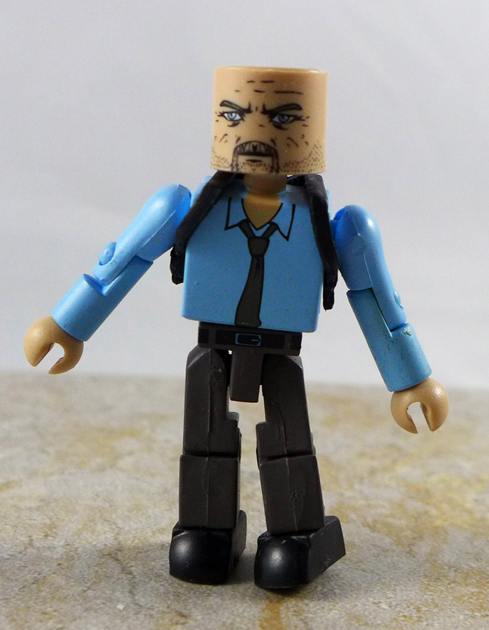 George Mason Partial Loose Minimate (24 Season 2 Box Set)