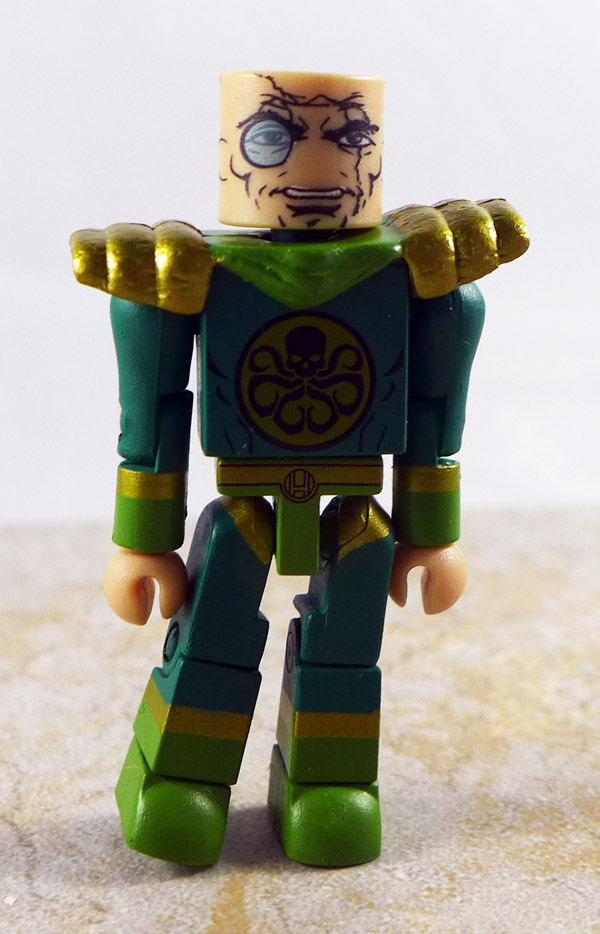 Baron Strucker Partial Loose Minimate (Wave 54)