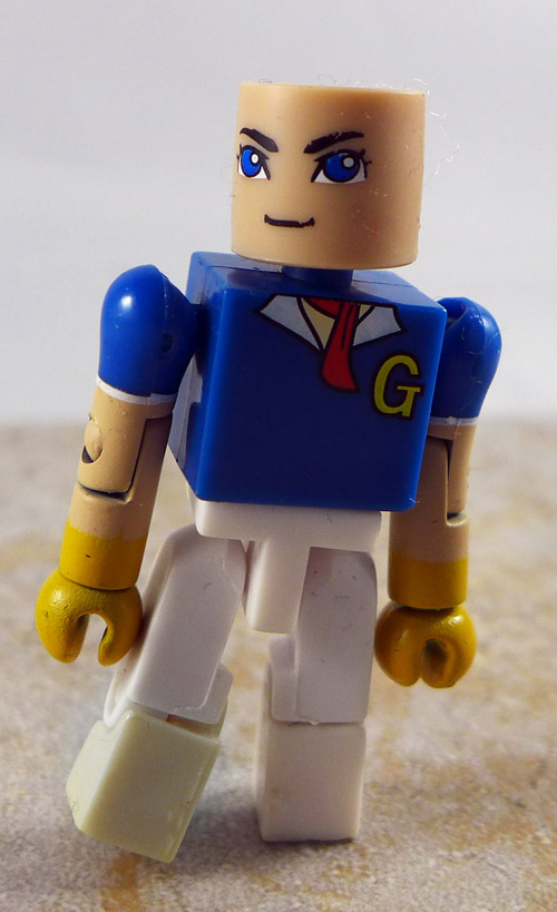 Classic Speed Racer Partial Loose Minimate